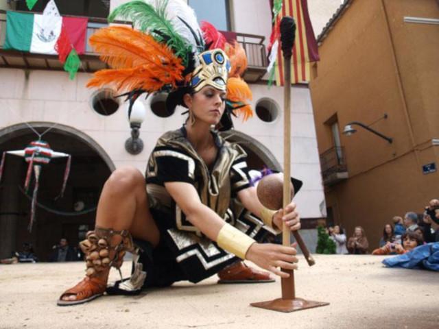 Repertorio México Baila Los Concheros