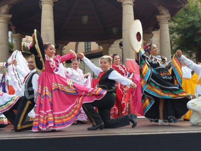 Repertorio México Baila Jarabe Tapatio